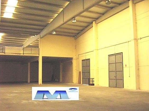 Nave industrial en alquiler en Fuente el Saz de Jarama - 127778870