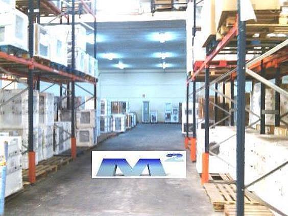 Nave industrial en alquiler en Fuente el Saz de Jarama - 127778872