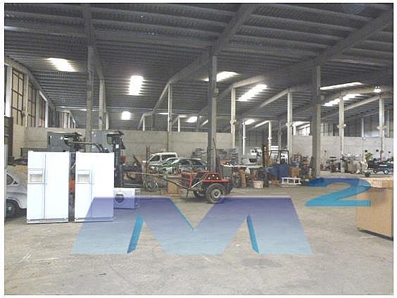 Nave industrial en alquiler en Fuente el Saz de Jarama - 143780749
