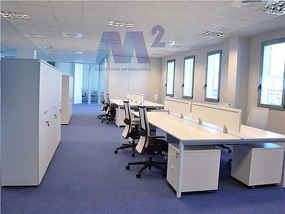 Oficina en alquiler en Las Tablas en Madrid - 294011723