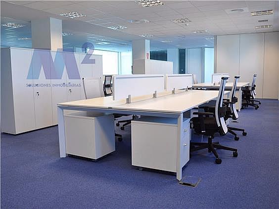 Oficina en alquiler en Las Tablas en Madrid - 294011726