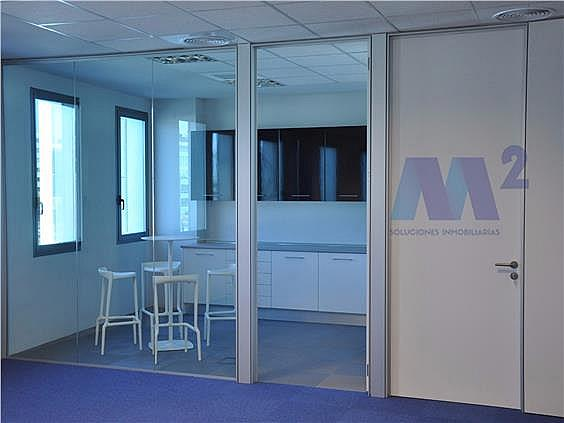 Oficina en alquiler en Las Tablas en Madrid - 294011729