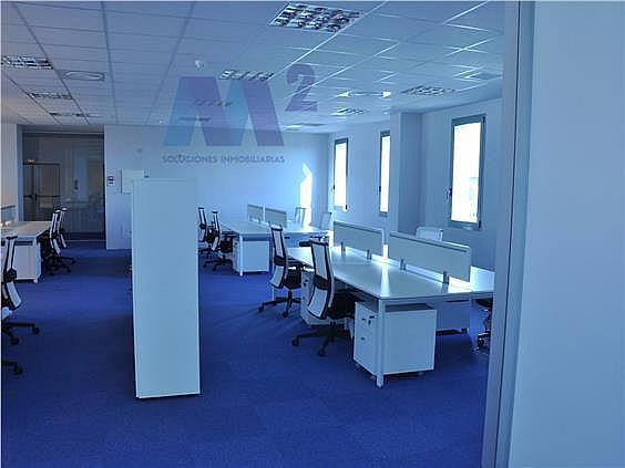 Oficina en alquiler en Las Tablas en Madrid - 294011744