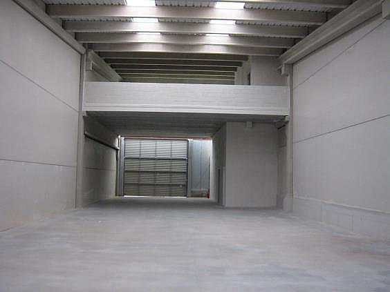 Nave industrial en alquiler en San Agustín de Guadalix - 125628952
