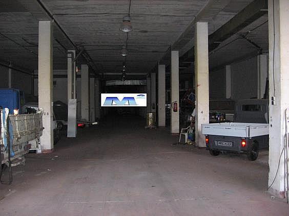Nave industrial en alquiler en San Sebastián de los Reyes - 124808340