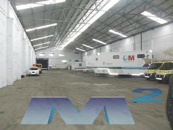 Nave industrial en alquiler en El Cañaveral-Los Berrocales en Madrid - 137705199