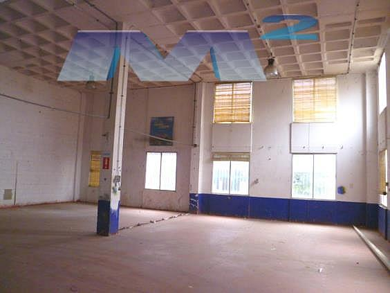 Nave industrial en alquiler en San Sebastián de los Reyes - 125323146
