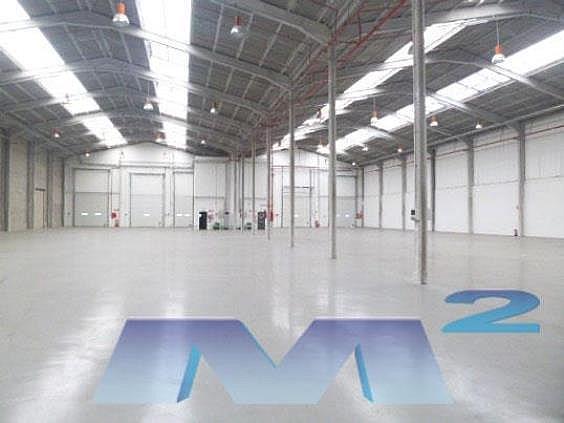 Nave industrial en alquiler en Coslada - 326181178
