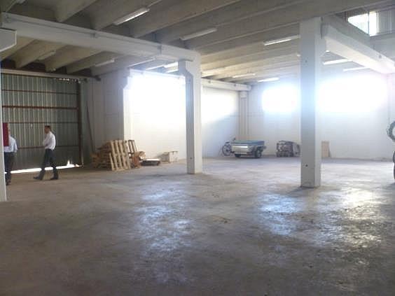 Nave industrial en alquiler en Colmenar Viejo - 126852555