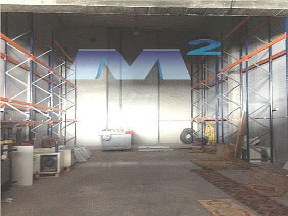 Nave industrial en alquiler en Villa de vallecas en Madrid - 126042896