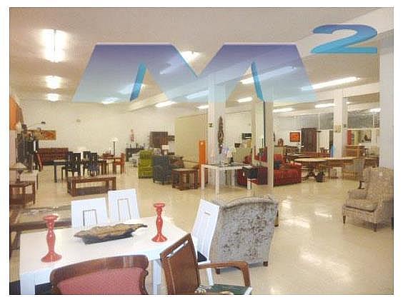 Nave industrial en alquiler en Villa de vallecas en Madrid - 128693322