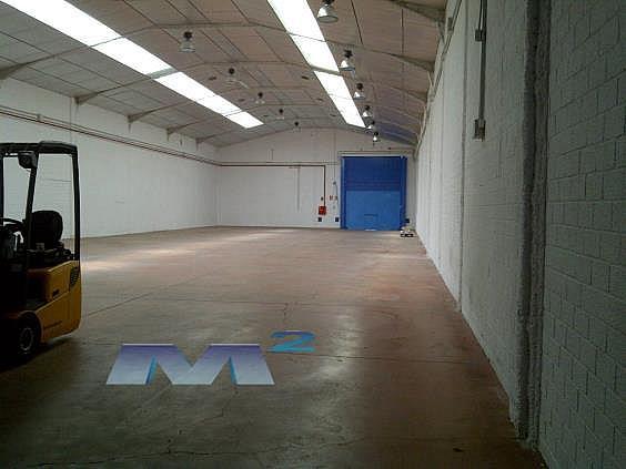 Nave industrial en alquiler en Montserrat en San Fernando de Henares - 143223162