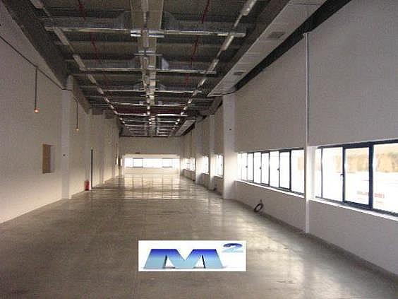Nave industrial en alquiler en San Agustín de Guadalix - 206685112