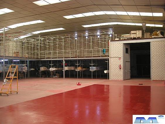 Almacén - Nave industrial en alquiler en Garena en Alcalá de Henares - 214217372