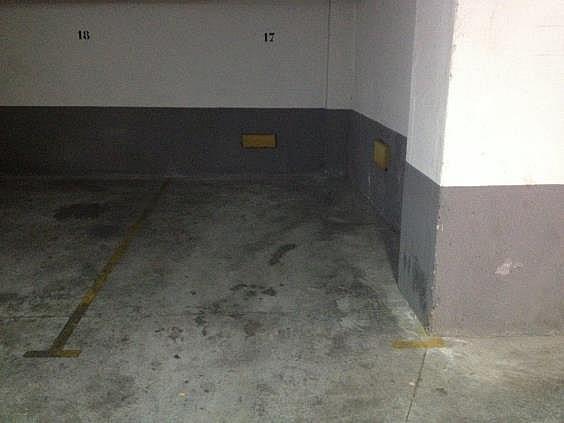 Parking en alquiler en calle Cala Llombards, Nord en Palma de Mallorca - 295820286