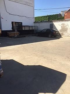 Patio delantero - Nave en alquiler en calle Basilea, Casco Antiguo en Barbera del Vallès - 284822673