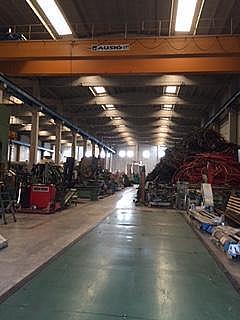 Planta baja - Nave en alquiler en calle Princiapal, Ensanche Centro en Barbera del Vallès - 318876501