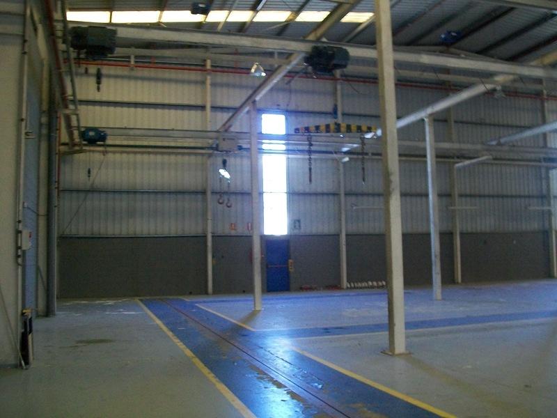 Nave industrial en alquiler en calle Industria, Pol. Industrial Av. Tarragona en Vilafranca del Penedès - 118780056