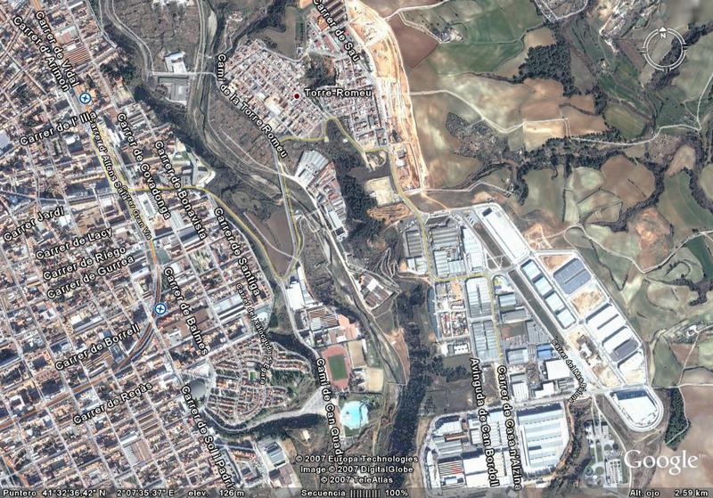 Nave en alquiler en calle Gorgs Llado, Barbera del Vallès - 123648522