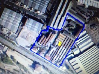 Terreno industrial en alquiler en calle Sevilla, Cornellà de Llobregat - 209801248
