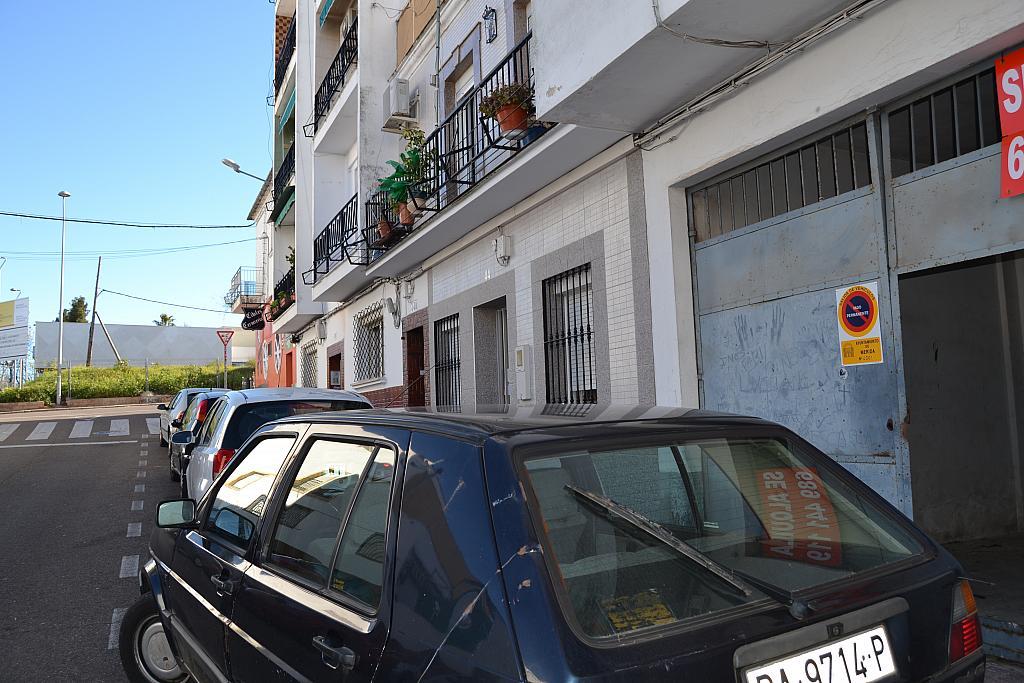 Fachada - Local comercial en alquiler en calle Legion X, Mérida - 252849756