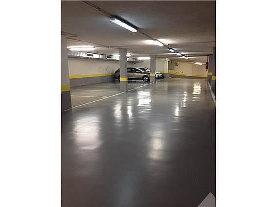 Distribución - Parking en alquiler en calle Frai Antoni Cardona i Grau, Part Alta en Tarragona - 173296213