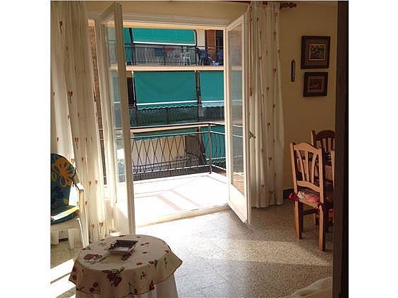 Salón comedor - Apartamento en venta en calle Isaac Albéniz, Pineda, La - 206897038