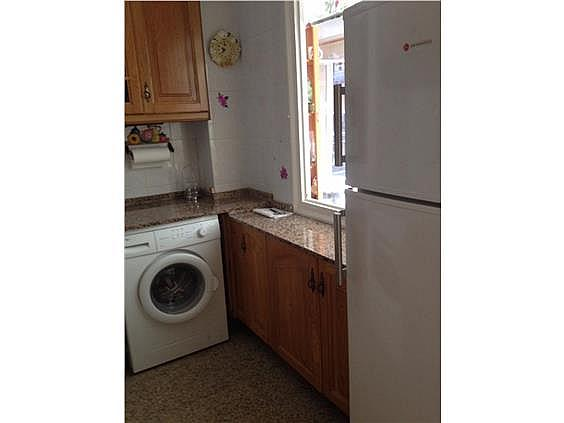 Cocina - Apartamento en venta en calle Isaac Albéniz, Pineda, La - 206897053