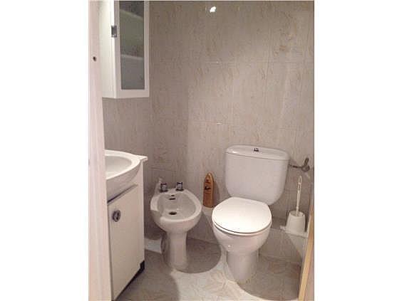 Baño - Apartamento en venta en calle Isaac Albéniz, Pineda, La - 206897068