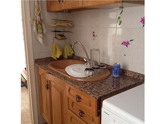 Cocina - Apartamento en venta en calle Isaac Albéniz, Pineda, La - 215042673