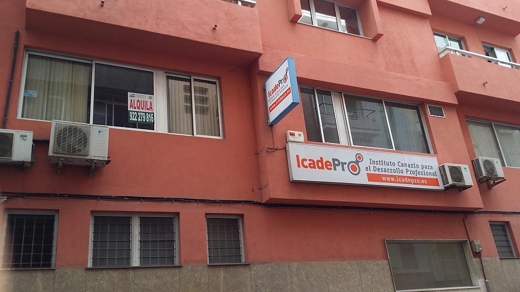 Oficina en alquiler en calle Iriarte, Zona Centro en Santa Cruz de Tenerife - 300512198
