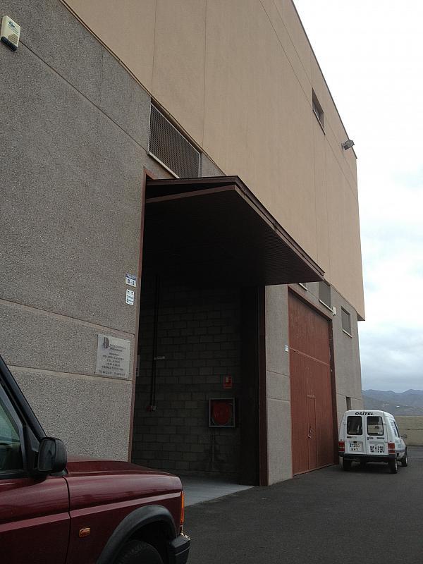 Nave industrial en alquiler en calle La Campana, Suroeste en Santa Cruz de Tenerife - 195268554