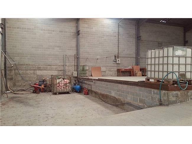 Nave industrial en alquiler en Sant Vicenç de Castellet - 315066467
