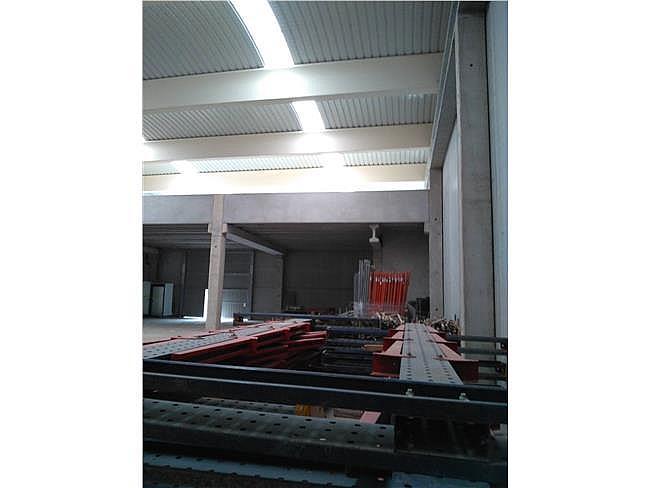 Nave industrial en alquiler en Callús - 315070433