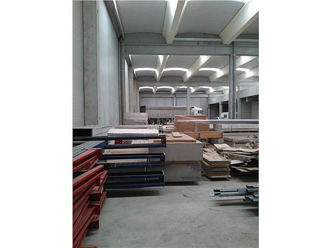 Nave industrial en alquiler en Callús - 315070442