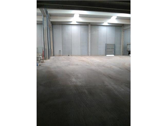 Nave industrial en alquiler en Callús - 315070454