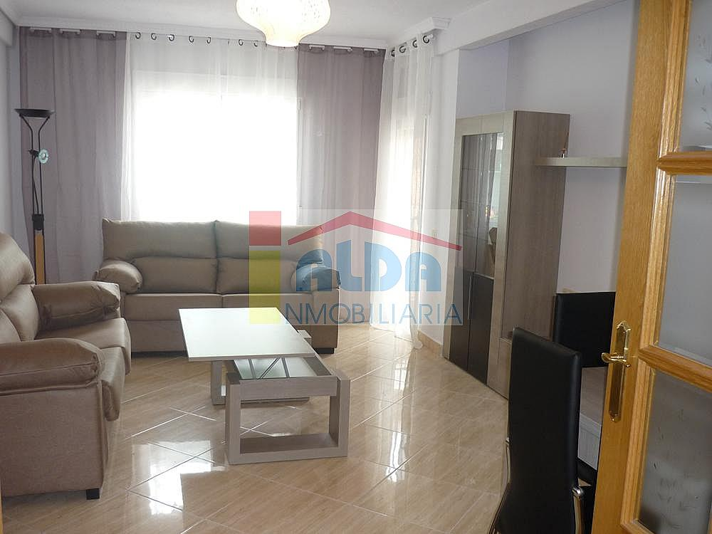 Salón - Piso en alquiler en calle Centrico, Villaviciosa de Odón - 293622894
