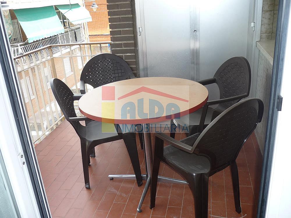 Terraza - Piso en alquiler en calle Centrico, Villaviciosa de Odón - 293622906