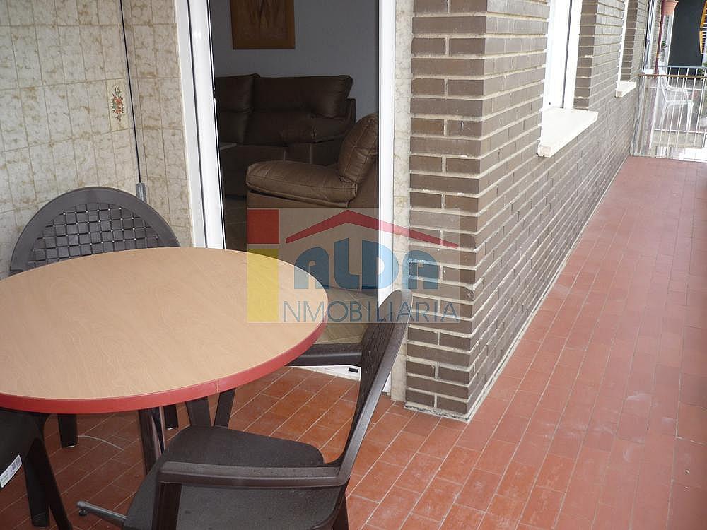 Terraza - Piso en alquiler en calle Centrico, Villaviciosa de Odón - 293622908