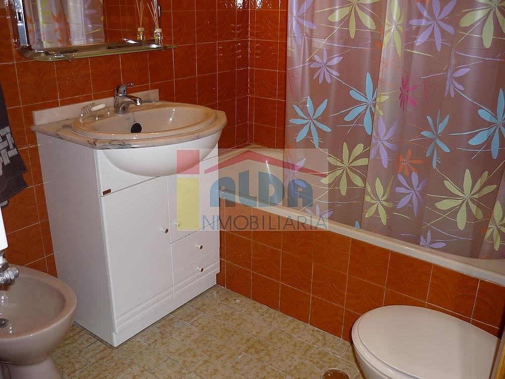 Baño - Piso en alquiler en calle Centrico, Villaviciosa de Odón - 293622921