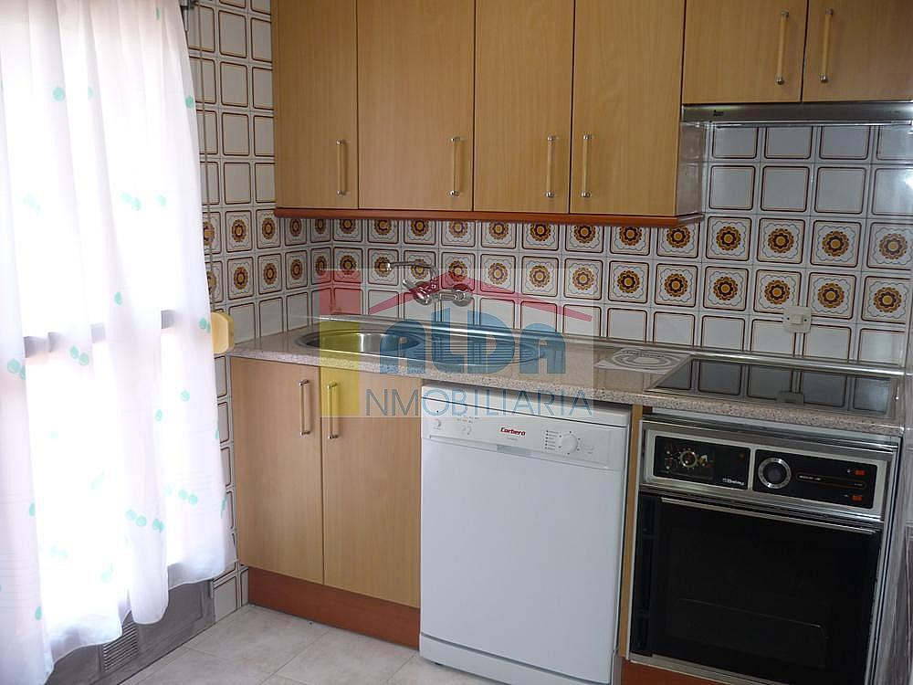 Cocina - Piso en alquiler en calle Centrico, Villaviciosa de Odón - 293622926