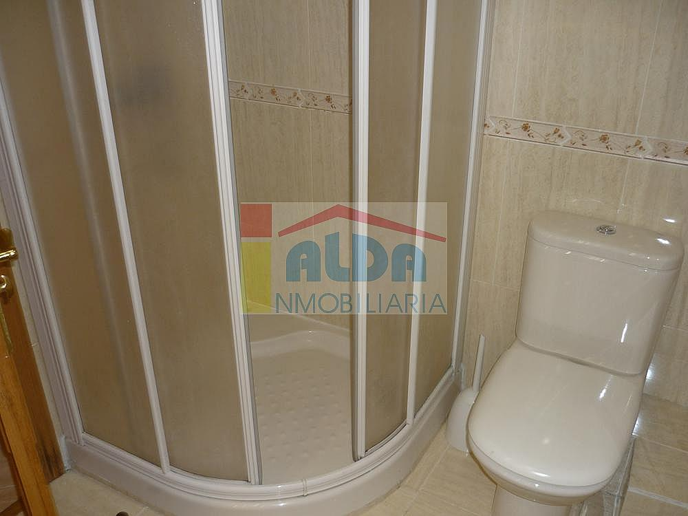 Baño - Piso en alquiler en calle Centrico, Villaviciosa de Odón - 293622968