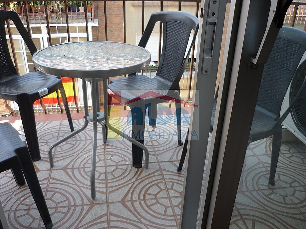 Terraza - Piso en alquiler en calle Centrico, Villaviciosa de Odón - 293622743