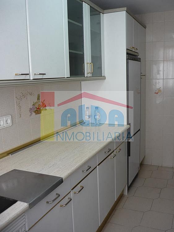 Cocina - Piso en alquiler en calle Centrico, Villaviciosa de Odón - 293622757