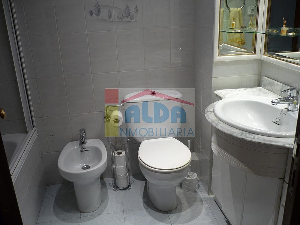 Baño - Piso en alquiler en calle Centrico, Villaviciosa de Odón - 293622821