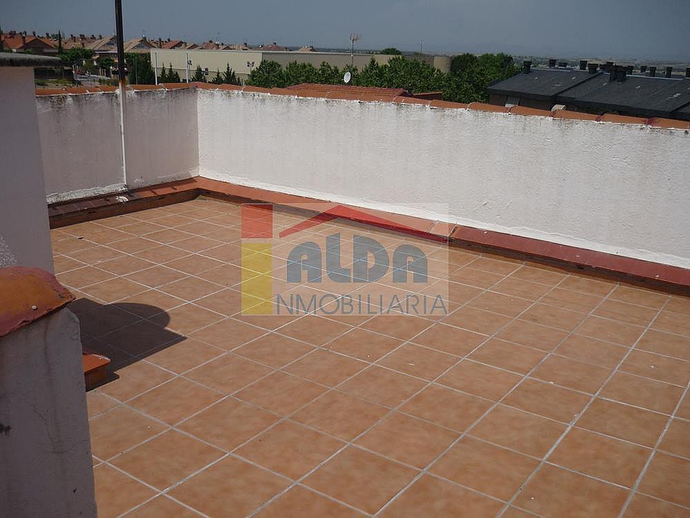 Terraza - Piso en alquiler en calle Centrico, Villaviciosa de Odón - 293622828
