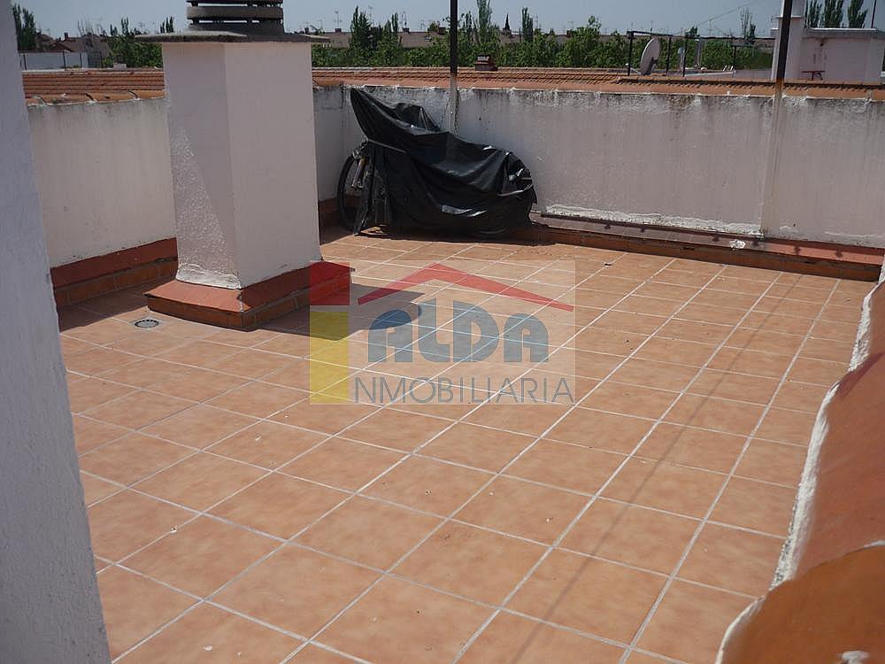 Terraza - Piso en alquiler en calle Centrico, Villaviciosa de Odón - 293622834