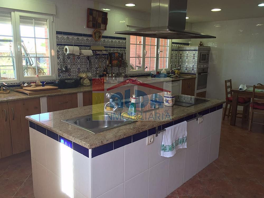 Cocina - Chalet en venta en calle El Bosque, Villaviciosa de Odón - 350731623