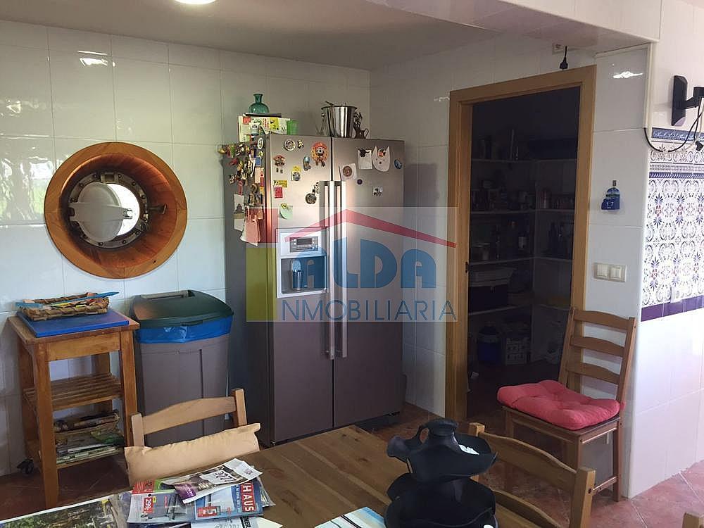 Cocina - Chalet en venta en calle El Bosque, Villaviciosa de Odón - 350731624