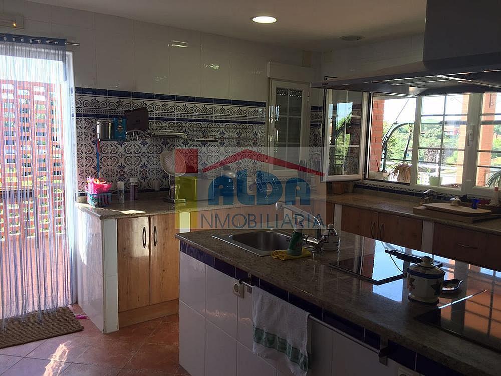 Cocina - Chalet en venta en calle El Bosque, Villaviciosa de Odón - 350731629